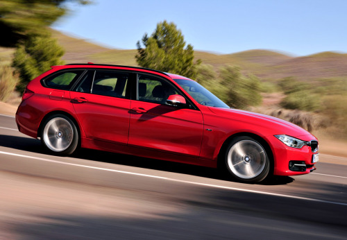 Touring the Compact Executive Way The 3-series has been BMW's entry level executive compact since 1975. Starting with the E21 and ending with the most recent F30 (F31 for touring), the 3 has quite a solid history. Unfortunately, the E21 wasn't available in 5-door touring form. The first 3-series wagon was the E30. The next was the E36 touring (not available in the U.S.). Luckily the E46 was imported into the U.S. The one shown above has the ZHP Performance Package. E91 was 4th 3-Series to be available in touring form, the one shown above as a diesel.  And BMW just recently announce their newest 3-series (F31) touring and thank the touring gods, it will come to the U.S. Out of all the great 3-Series tourers, which is your favorite? Photos via Dayerses, Bimmerforums, Cars Base, & DTM Power