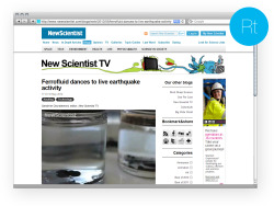 Realtime Project - Recognition New Scientist - Found Here Quipsologies - Found Here Vimeo - Found Here