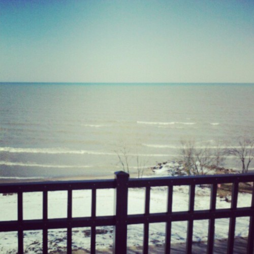 Lake,Michigan #navy #imaboss  (Taken with instagram)