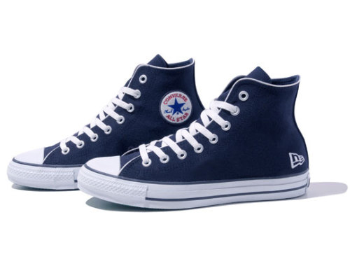 (via Converse All Star New Era Hi Sneakers | Highsnobiety.com)