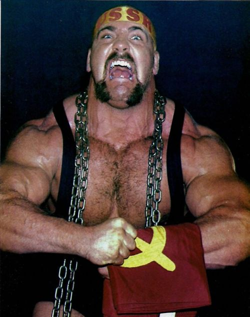 "illegalforeignobject:  ""Russian Nightmare"" Nikita Koloff"
