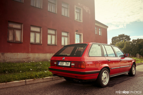 BMW (E30) 324td Touring - Mobile Estate