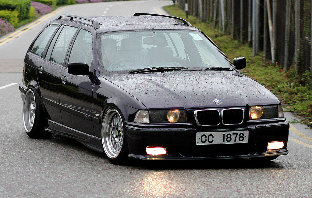 BMW (E36) 3-Series Touring - Make it Wet