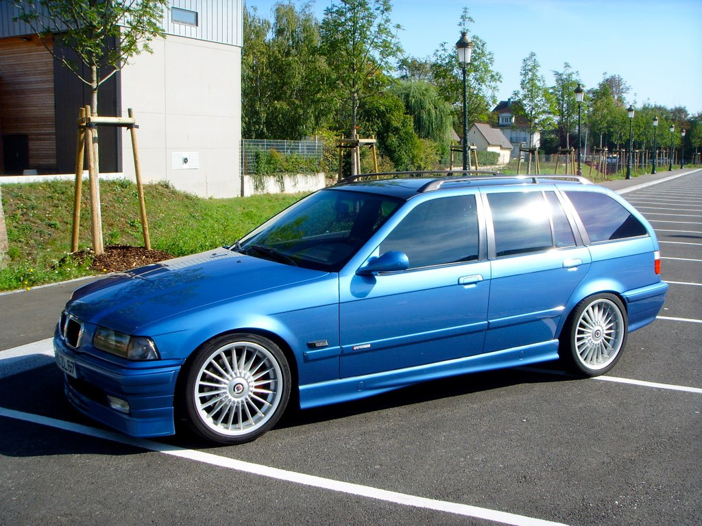 BMW Alpina (E36) B3 Touring - Cool is an Understatement
