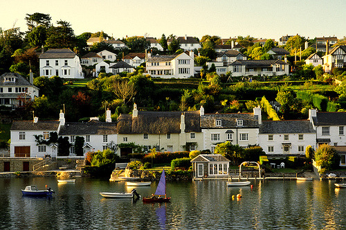 Newton Ferrers, Devon, England  | by © chris-parker | via allthingseurope