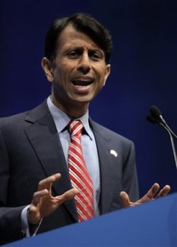 Grover Norquist endorses Bobby Jindal as Romney's running mate:   Americans for Tax Reform President Grover Norquist is encouraging Mitt Romney to choose Louisiana Gov. Bobby Jindal as his running mate. In an op-ed published in Politico and co-authored by Patrick Gleason, ATR's director of state affairs, they outlined the case for Jindal, pointing to his overhaul of the state education system, a commitment he made never to raise taxes and his work with energy companies, particularly oil and gas, which have a strong presence of the state's Gulf coast.