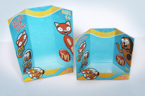 CAT and DOG toy boxes have arrived!  These are what your CAT or DOG would come in if you bought one at the shop.  These were custom made for us by the good folk at Loop Design in Belfast :)  Don't tell me these would not sell..