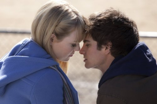 """You're a wanted man, Peter Parker."" - Gwen Stacy, The Amazing Spider-Man.  Happy #Gwensday!"