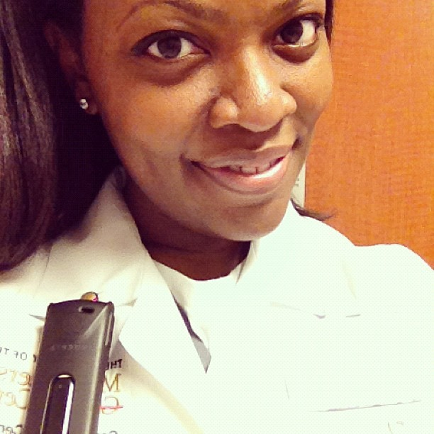On my work grind. #NurseLife (Taken with instagram)