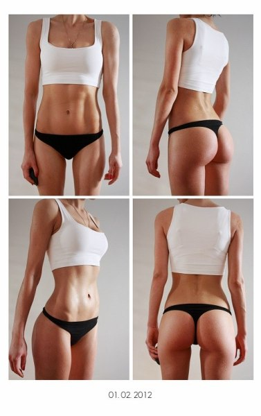 sunkissedandskinny:  THIS is the body that I want. Toned. Slim. Strong.