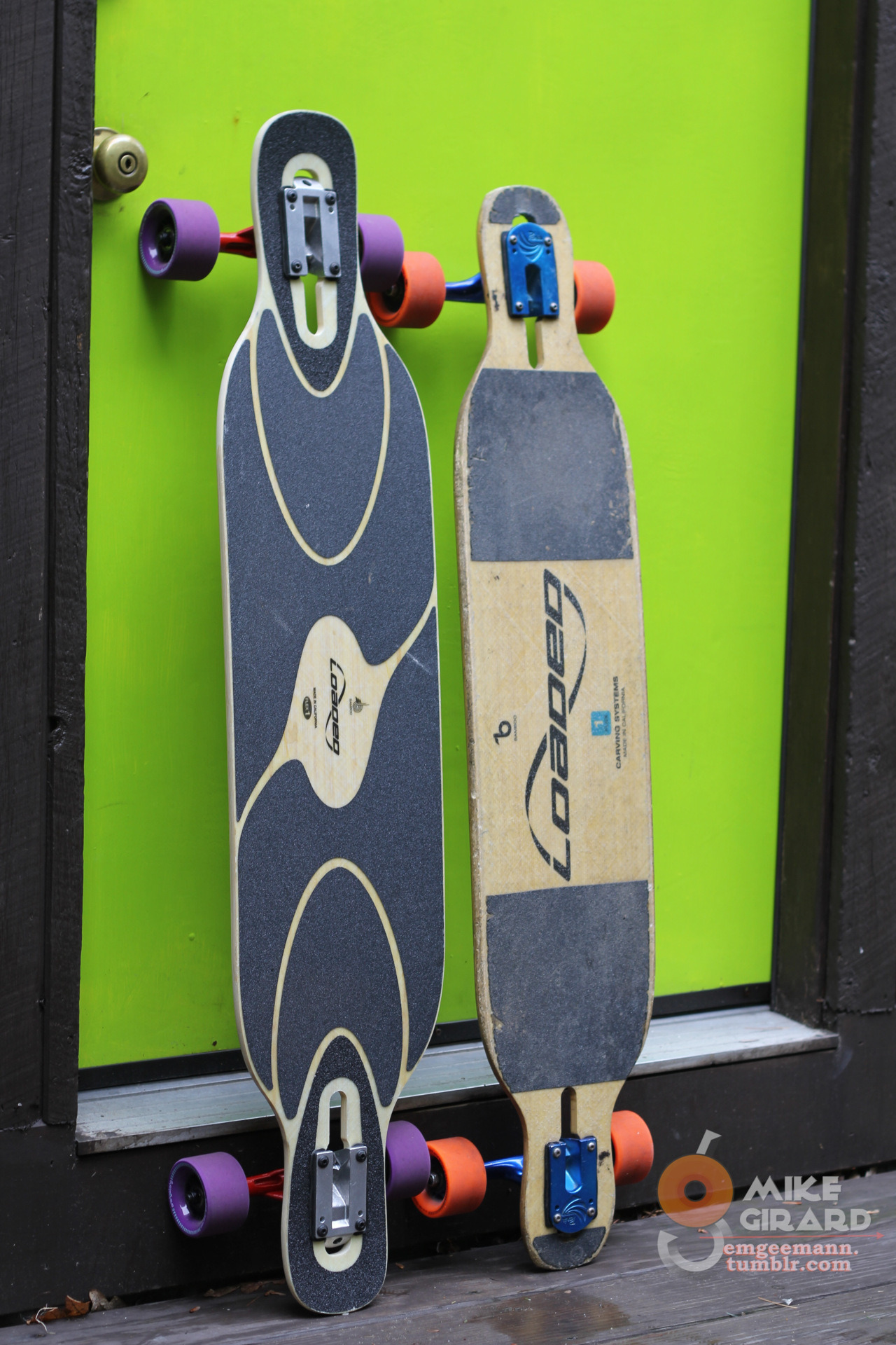 Generations 2 & 3 Dervishes. @Loaded_Boards