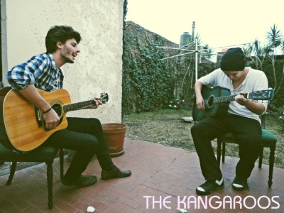 THE KANGAROOS                      https://www.facebook.com/thekangaroos