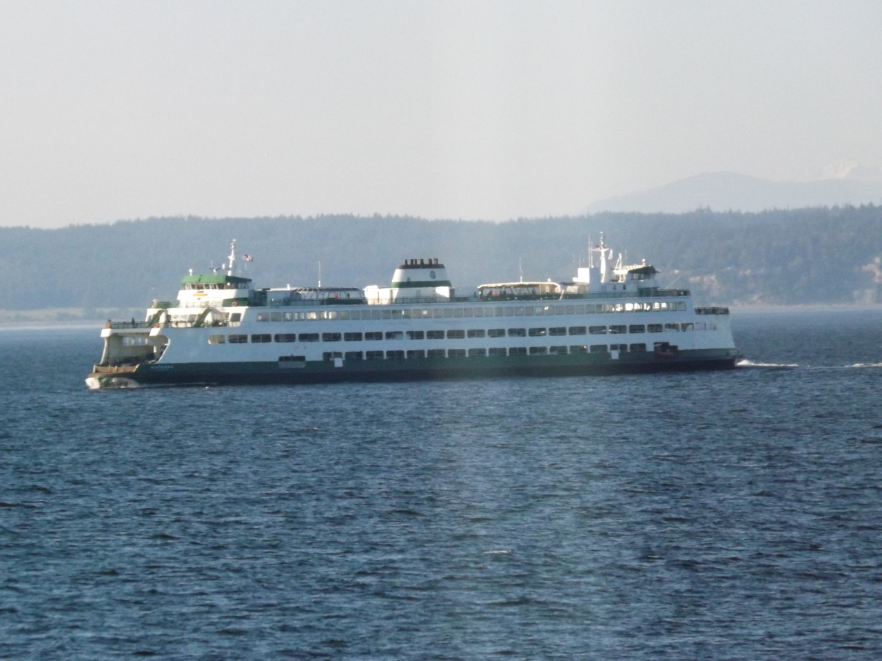 Some boats I saw on the Ferry to Bainbridge island