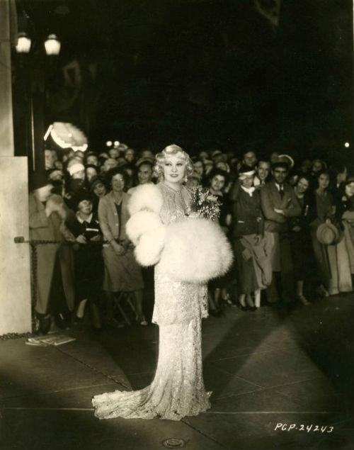 screengoddess:  Mae West 1933