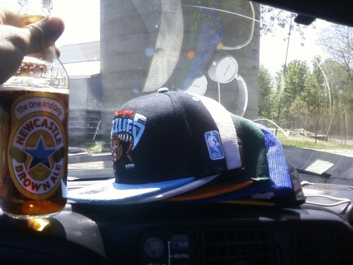 Snap Backs and good beer!