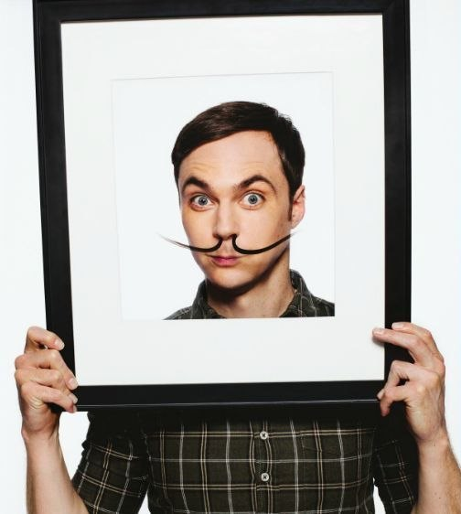 fakemustachepatrol:  The Big Bang Mustache Theory.