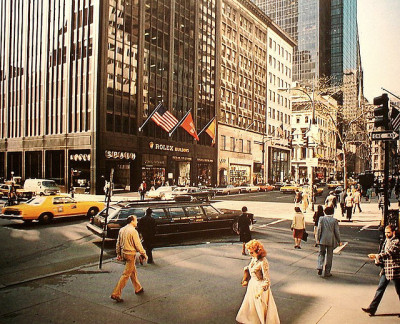 New York City 1970's