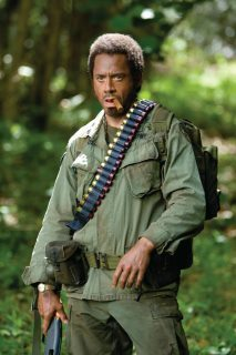 Tropic thunder :) love this movie