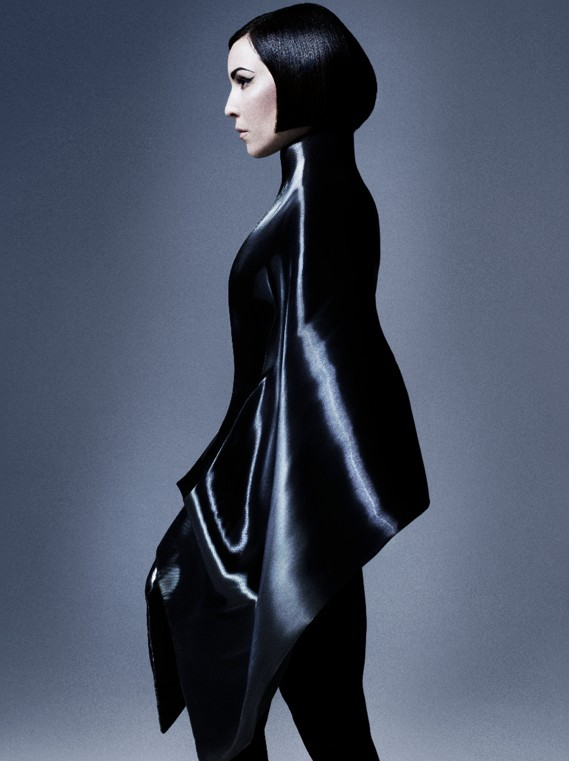 Noomi Rapace - Dazed & Confused by Sølve Sundsbø, June 2012 via bohemea