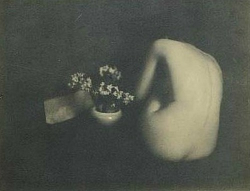 Narcissus by Edward Steichen, 1901