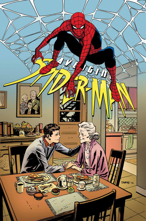 Wonderful Spider-Man image by @chrissamnee. (via entrecomics)