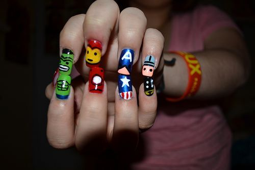 http://polish-me-pretty.tumblr.com/tagged/avengers%20nails