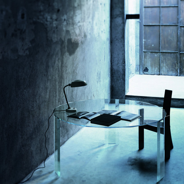 Kooh-I-Noor Dining Table by Glas Italia
