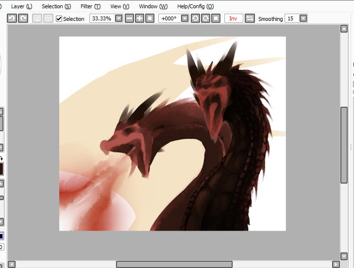 why do i have so many dragon wips