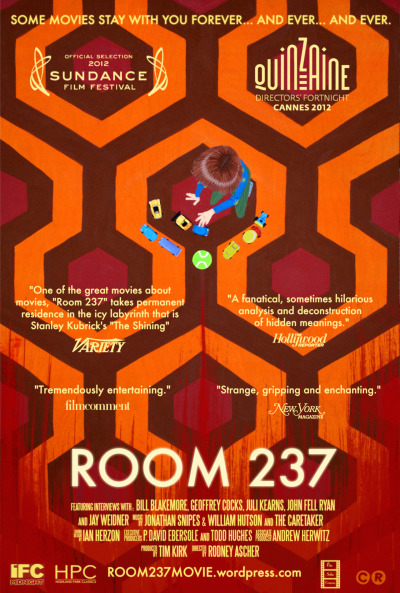 Room 237 is at Cannes right now. this will continually blow my mind!