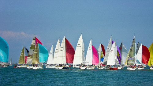 Cowes Week by hannah foster2009