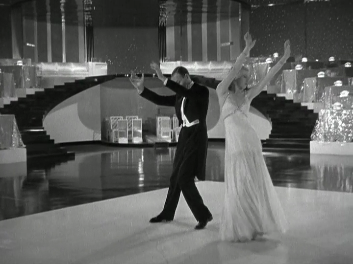 SWING TIME (GEORGE STEVENS, 1936)