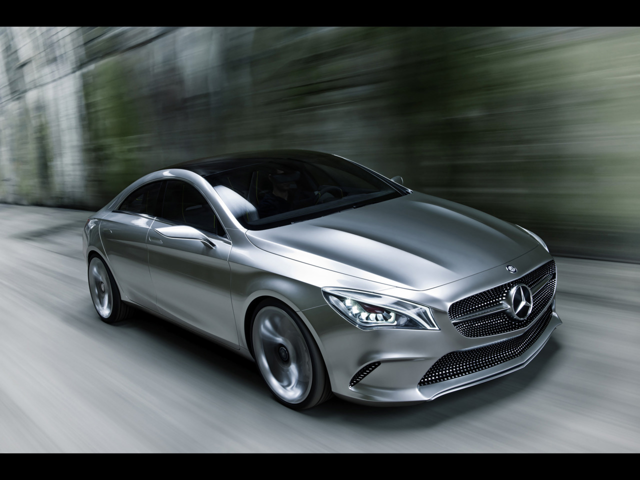 """2012 Mercedes-Benz Concept Style Coupe"" ""The almost production-standard Concept Style Coupé sets a new benchmark for avantgarde design in the executive segment"", emphasised Gorden Wagener, Head of Design at Mercedes-Benz. ""Its breathtaking proportions, sinewy fluid surfaces and sculptural lines are the physical expression of our dynamic design idiom."" ____________________ A couple of sketches to convey some kind of human emotion. This is basically all it takes to establish the progress from automotive concept to manufactured reality."