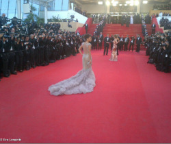 Cannes Red Carpet - Eva Longoria
