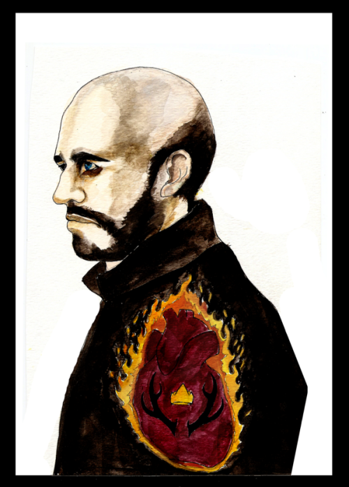 rinception:  Stannis. by ~Silent-My-Voice Re-uploaded this to DA cause the file somehow got corrupted x.X anyway I have to redo the Tumblr upload as well so here we are.
