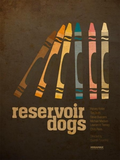 Reservoir Dogs by  Ibraheem Youssef.
