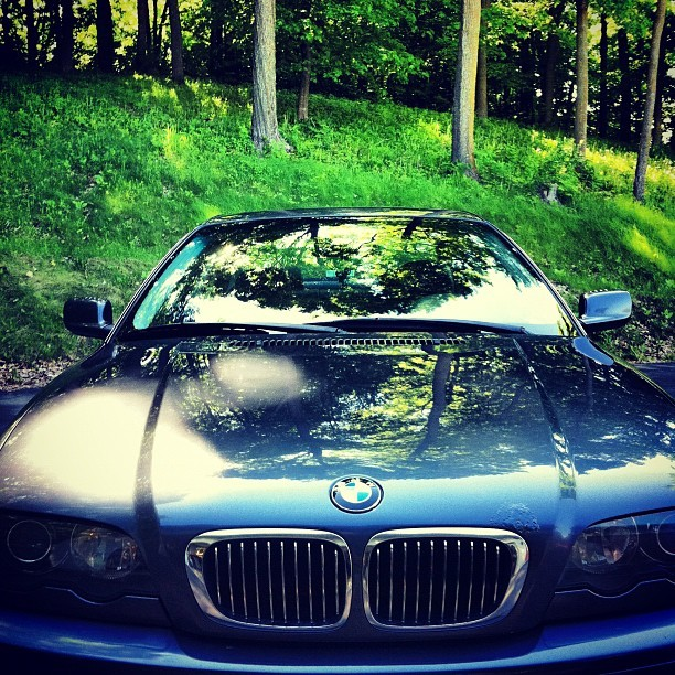 #whips #whips #3series #bmw #picoftheday #nature (Taken with instagram)