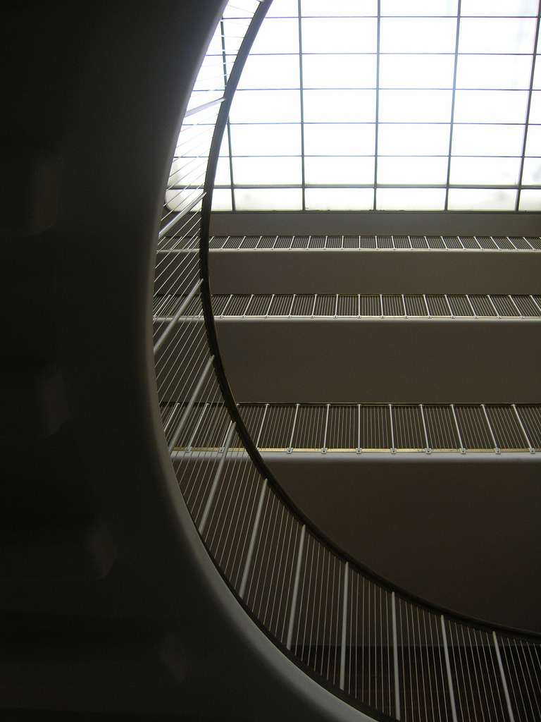Aarhus City Hall, Arne Jacobsen Via.