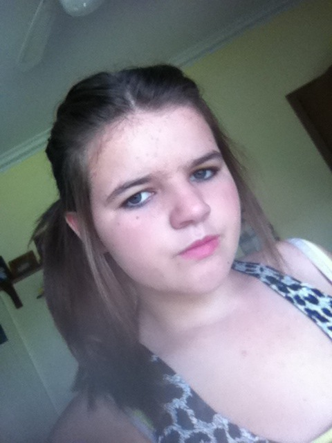 this is me, not the prettiest, not the skinniest but its me. <3