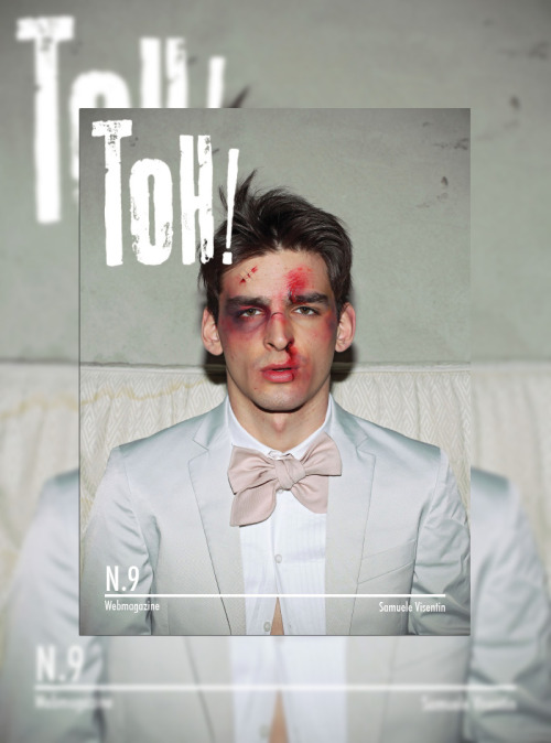Samuele Visentin for Toh Magazine by Simon