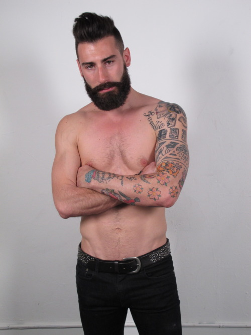 malemodelmadness:  Gianluca di Sotto at Q  gianluca.