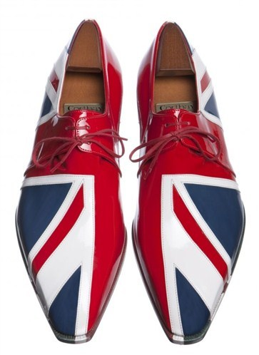 thesnobreport:  #Corthay Union Jack