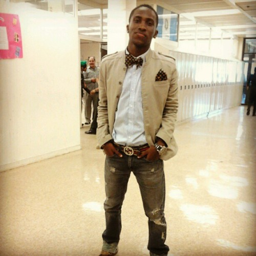 @ericlashawn Looking Soooo Nice for luncheon, :) had to take a picture. (Taken with instagram)