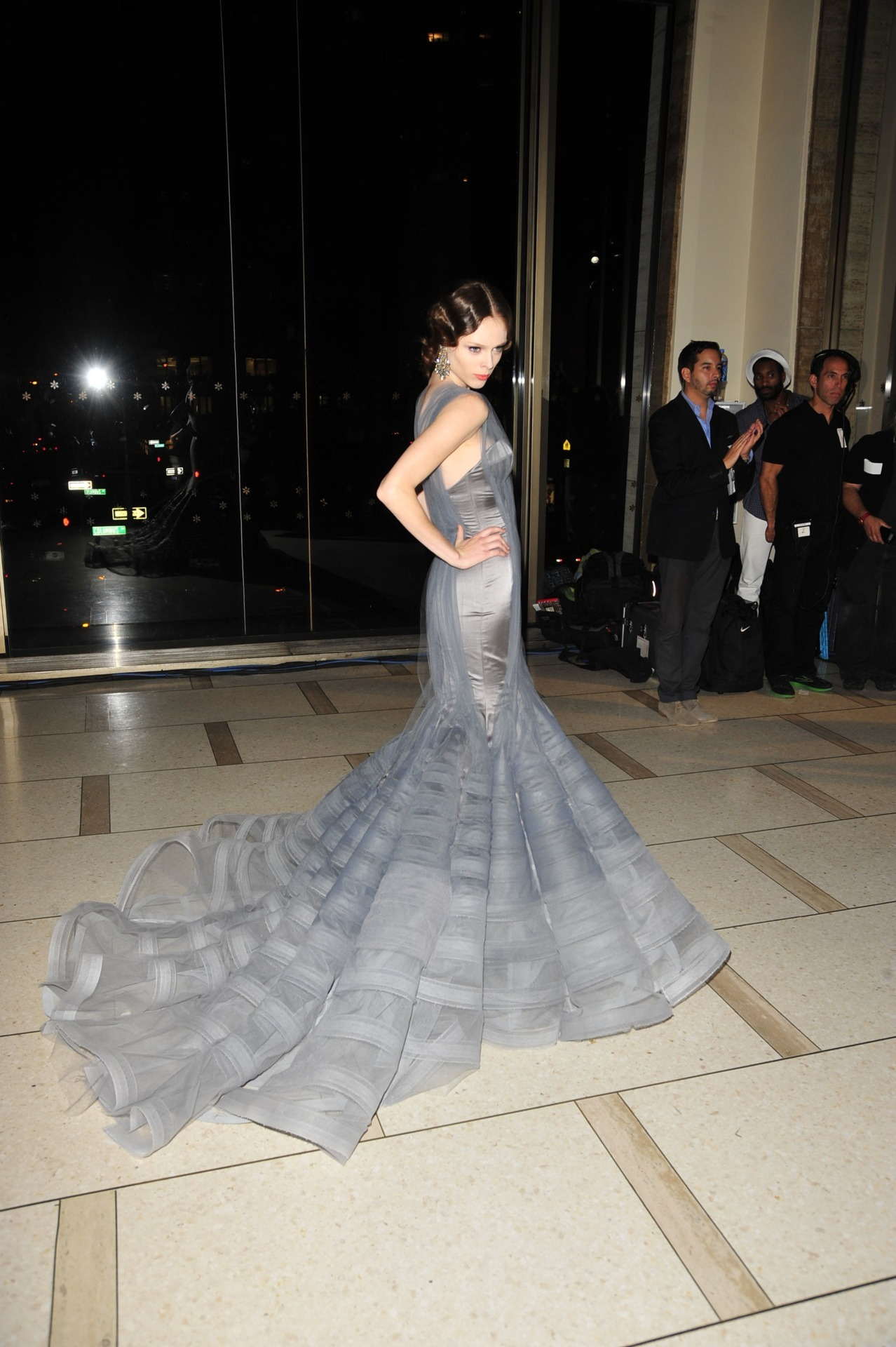 valentineuhovski:  Welcome to Tumblr territories, Mr. Zac Posen!
