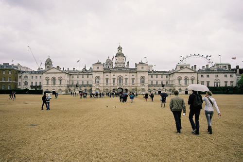 Horse Guards by distortoid on Flickr.