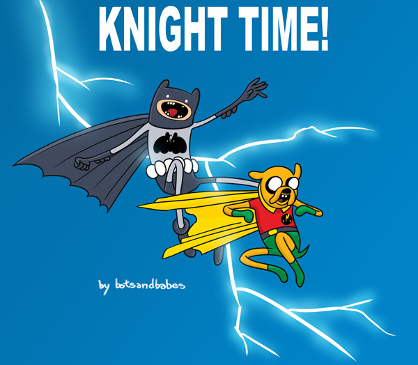 """Knight Time"" by botsandbabes"