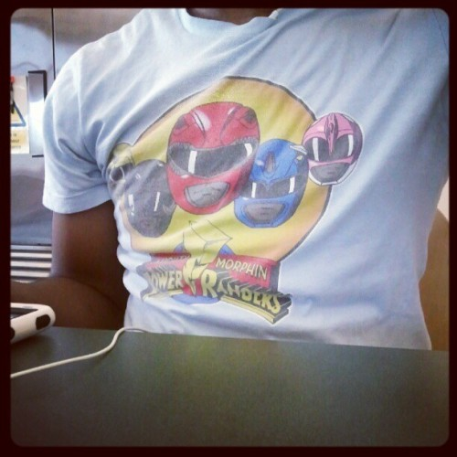 The real power rangers. #nostalgia (Taken with instagram)