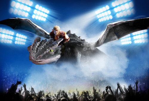 "How To Train Your Dragon Live Spectacular is invading North America this summer and tour cities will be announced this week, ""like"" their Facebook page and stay up to date with all the news! https://www.facebook.com/DreamWorksDragonsLive"