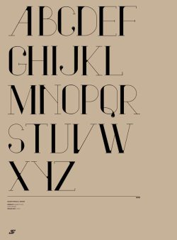 VINDECO FONT  Vindeco is a classic typeface, vintage with a mix of decorative. It looks stylish and elegant in any layout with it's slick lines, use it for your magazines, brochures and editorial layouts. Vindeco is designed to make eye-catching headings and typographic designs, use it on invites and in magazines, Vindeco looks beautiful on its own or with imagery. GET VINDECO HERE