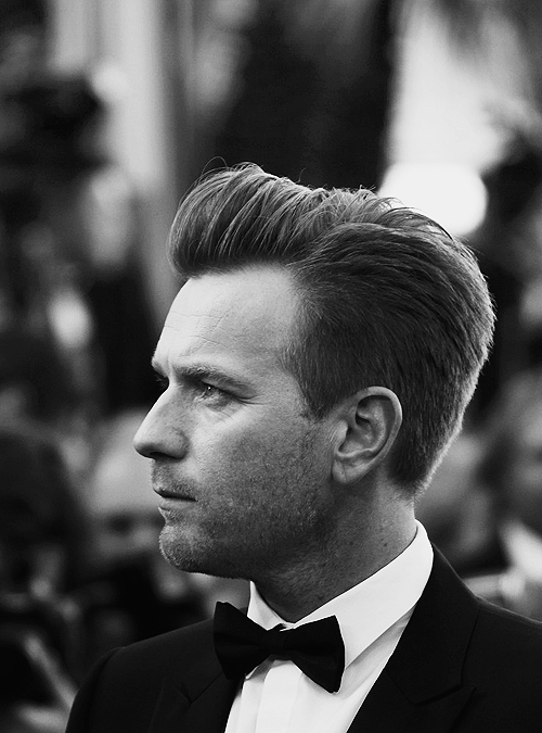Ewan McGregor at 65th Cannes Film Festival 2012.  He looks so dashing! I adore this kind of style.
