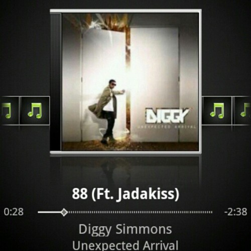 What Diggy know about #88 (Taken with instagram)